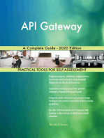 API Gateway A Complete Guide - 2020 Edition