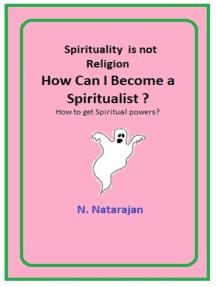 How Can I Become A Spiritualist