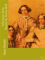 Selections from Poems by Acton Bell