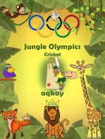 Jungle Olympics - Cricket