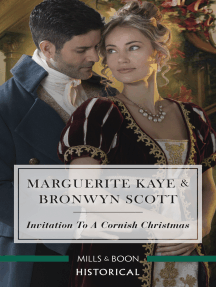 Invitation To A Cornish Christmas/The Captain's Christmas Proposal/Unwrapping His Festive Temptation
