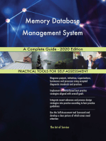 Memory Database Management System A Complete Guide - 2020 Edition