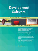 Development Software A Complete Guide - 2020 Edition