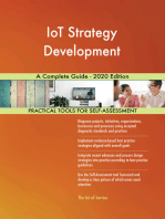 IoT Strategy Development A Complete Guide - 2020 Edition