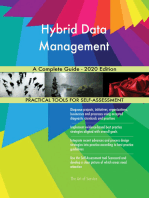Hybrid Data Management A Complete Guide - 2020 Edition