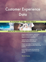 Customer Experience Data A Complete Guide - 2020 Edition