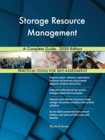 Storage Resource Management A Complete Guide - 2020 Edition