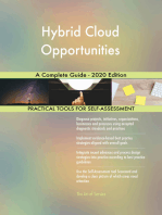 Hybrid Cloud Opportunities A Complete Guide - 2020 Edition