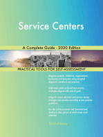 Service Centers A Complete Guide - 2020 Edition