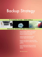 Backup Strategy A Complete Guide - 2020 Edition