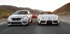 Toyota Supra Vs Porsche 718 Cayman Vs. BMW M2 Competition