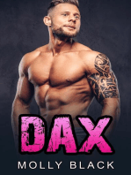 Dax: Grim Riders MC Series, #1
