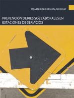 Prevención de riesgos laborales en estaciones de servicios