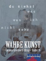 Haller 16 - Wahre Kunst
