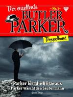 Der exzellente Butler Parker Doppelband 1 – Kriminalroman