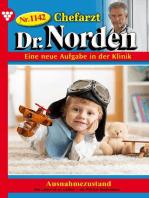 Chefarzt Dr. Norden 1142 – Arztroman