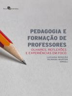 Pedagogia e Formação de Professores