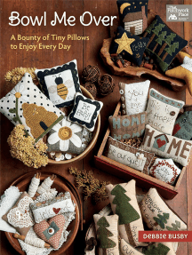 Bowl Me Over: A Bounty of Tiny Pillows to Enjoy Every Day