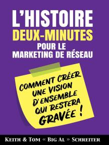 L'histoire Deux-Minutes pour le Marketing de Réseau : Comment Créer une Vision D'ensemble qui Restera Gravée !