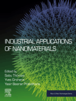 Industrial Applications of Nanomaterials