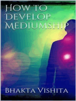 How to Develop Mediumship