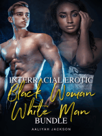 Interracial Erotic Black Woman White Man Bundle