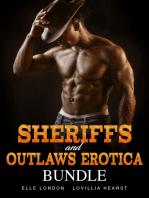 Sheriffs & Outlaws Erotica Bundle
