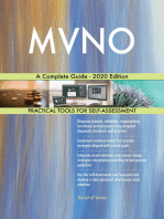 MVNO A Complete Guide - 2020 Edition