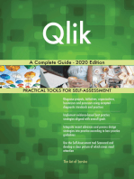 Qlik A Complete Guide - 2020 Edition