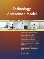 Technology Acceptance Model A Complete Guide - 2020 Edition