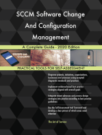 SCCM Software Change And Configuration Management A Complete Guide - 2020 Edition