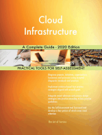 Cloud Infrastructure A Complete Guide - 2020 Edition