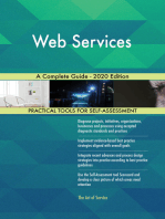 Web Services A Complete Guide - 2020 Edition