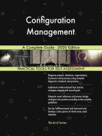 Configuration Management A Complete Guide - 2020 Edition