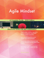Agile Mindset A Complete Guide - 2020 Edition