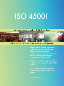 ISO 45001 A Complete Guide - 2020 Edition