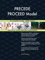 PRECEDE PROCEED Model A Complete Guide - 2020 Edition