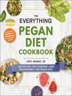 The Everything Pegan Diet Cookbook: 300 Recipes for Starting—and Maintaining—the Pegan Diet