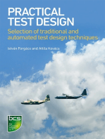 Practical Test Design: Selection of traditional and automated test design techniques