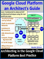 Google Cloud Platform an Architect's Guide