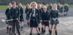 In Northern Ireland, 'Derry Girls' Balance Teen Comedy And Sectarian Conflict