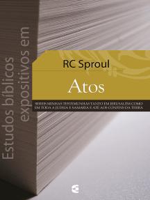 Estudos bíblicos expositivos em Atos