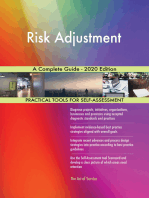Risk Adjustment A Complete Guide - 2020 Edition
