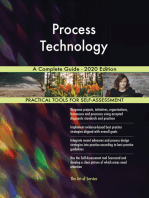 Process Technology A Complete Guide - 2020 Edition