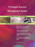 Privileged Account Management System A Complete Guide - 2020 Edition