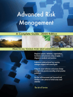 Advanced Risk Management A Complete Guide - 2020 Edition