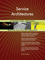 Service Architectures A Complete Guide - 2020 Edition
