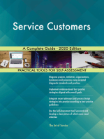 Service Customers A Complete Guide - 2020 Edition