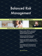 Balanced Risk Management A Complete Guide - 2020 Edition
