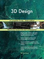 3D Design A Complete Guide - 2020 Edition